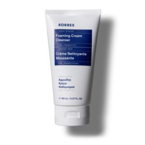 Torres greek yoghurt cleanser for dry and dehydrated skin
