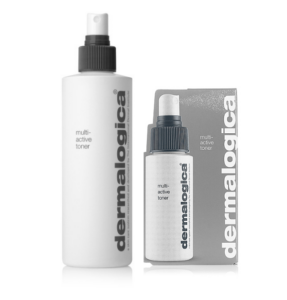 nighttime routine: dermalogica hydrating toner