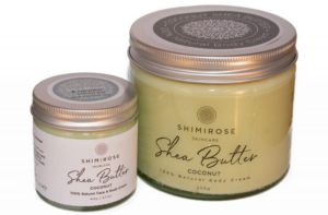 Shimi Rose Coconut Shea Butter