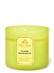 Island Margarita candle scent from Bath and Body Works